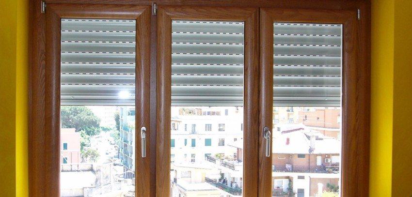 Finestre costo free trendy finestra con persiana in - Verniciare finestre alluminio ...