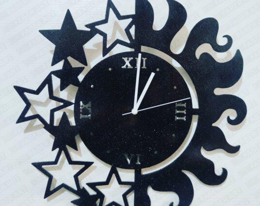 Orologio da parete in ferro modello notte giorno € 80,00